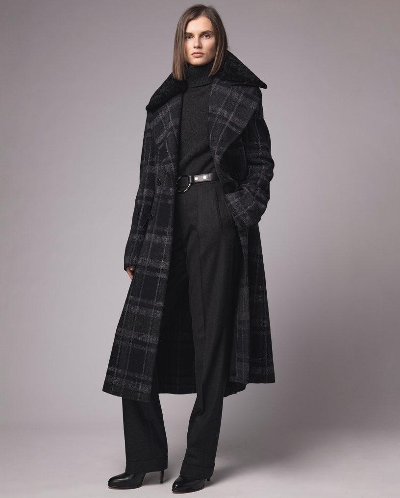 Le manteau Skylar