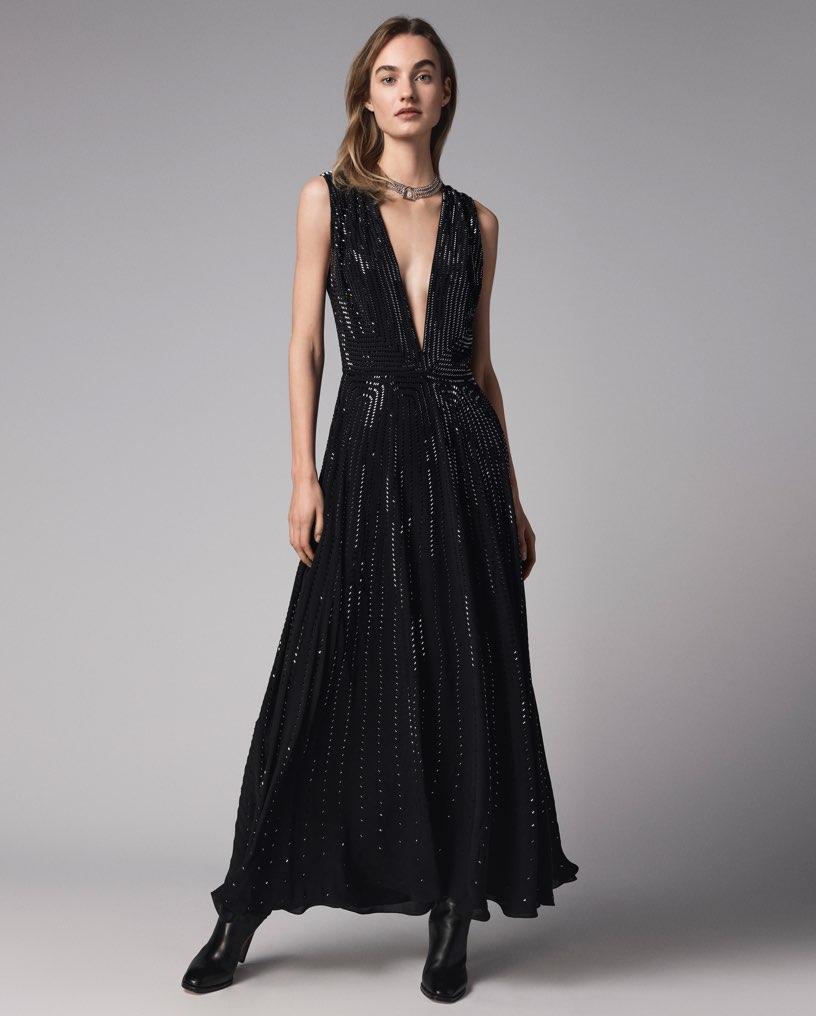La robe Evan