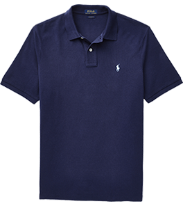 Ralph Lauren Exclusive Custom Fit Embroidered Mens Polo Shirt Germany Mesh