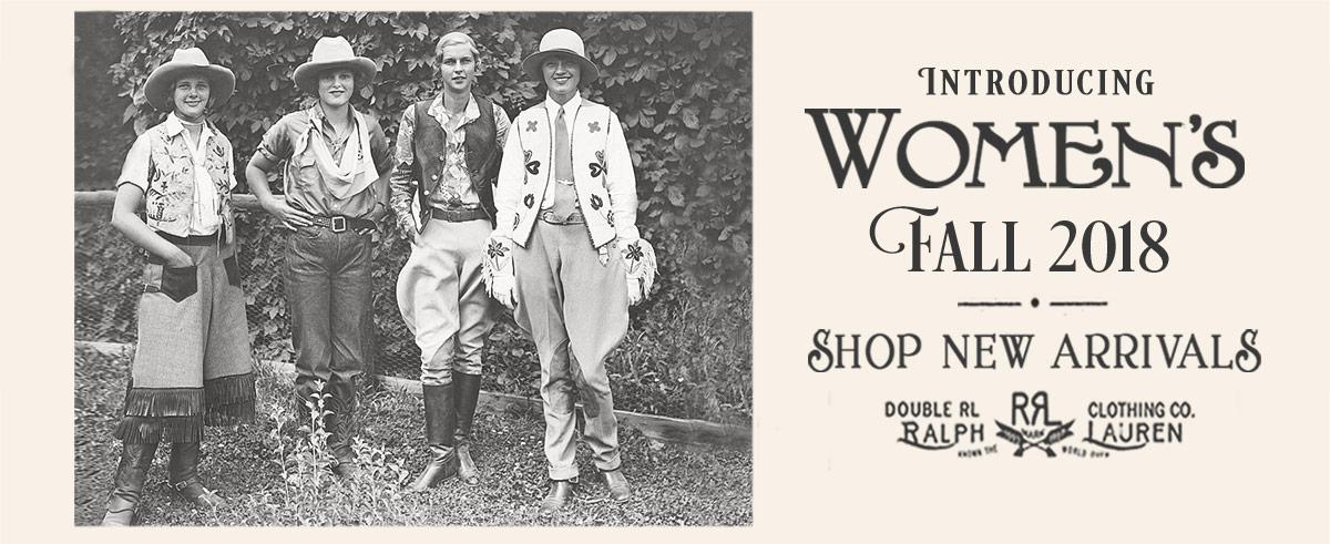 Vintage photograph of women in Westernwear