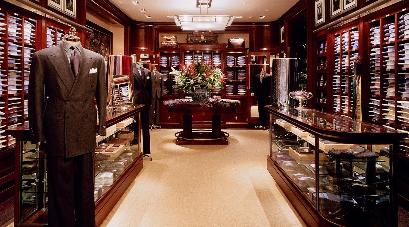 1 New Bond Street 44 (0)207 535 4600 Purple Label, Ralph Lauren Collection, Polo  Ralph Lauren pour hommes et pour femmes, et Ralph Lauren Home 1c90ca82662